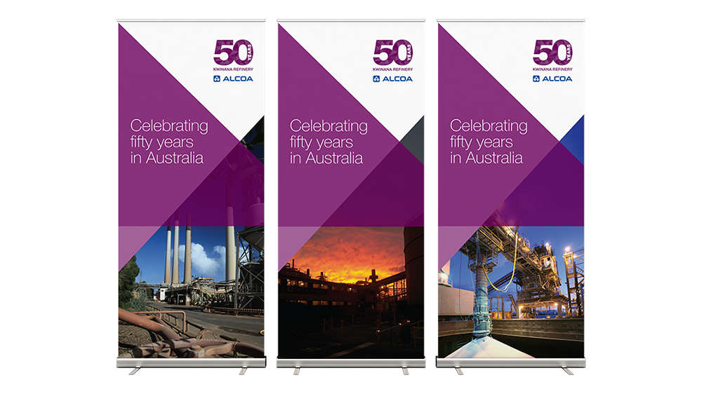 Alcoa 50 Year Branding - Platform Communications