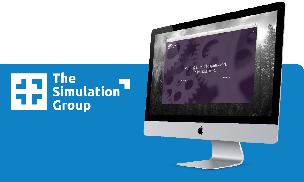 A fresh look for The Simulation Group