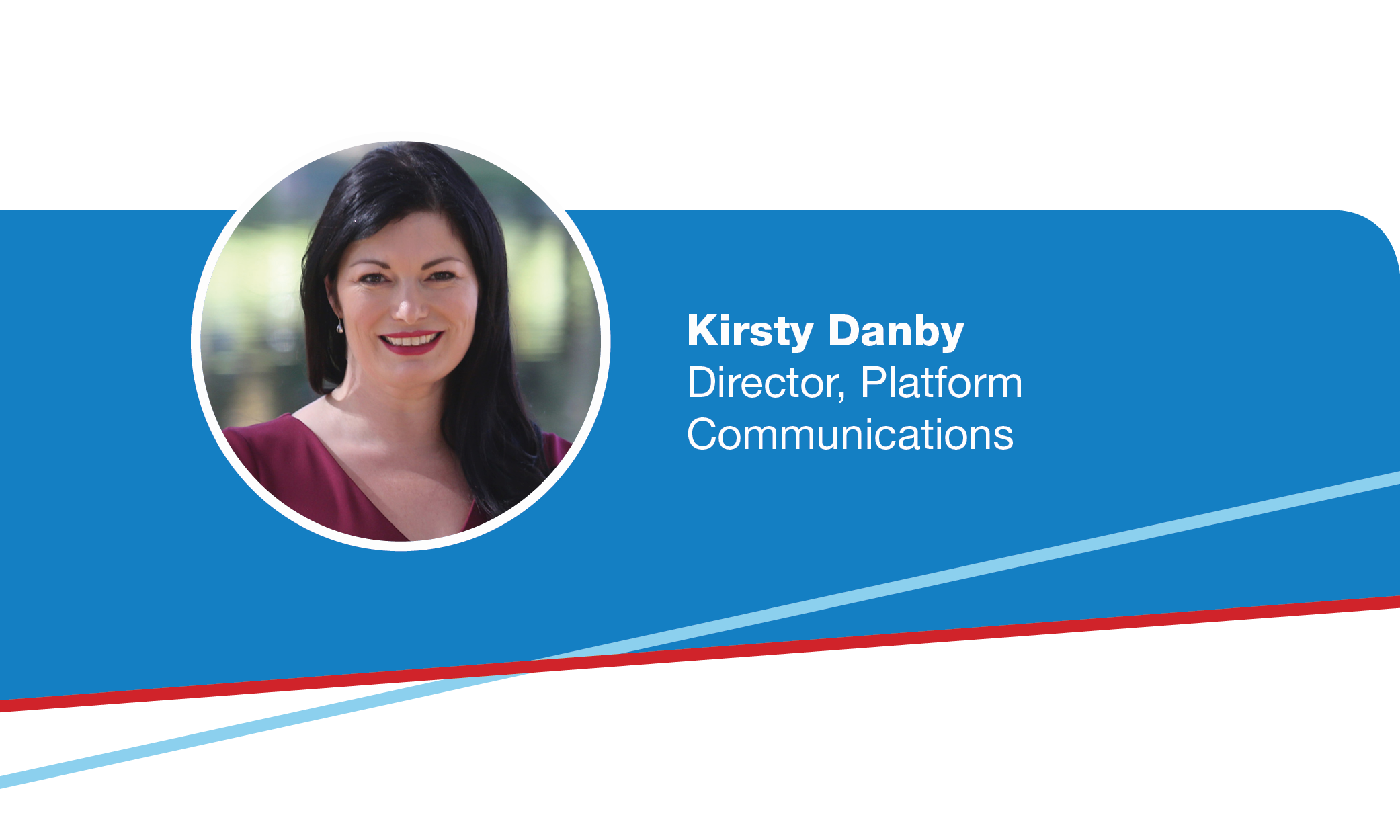 Join Platform's Director Kirsty Danby at IMARC 2018